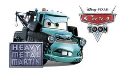 Cars Toon : Heavy Metal Martin