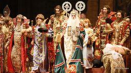 Boris Godounov de Moussorgski au Théâtre Bolchoï de Moscou