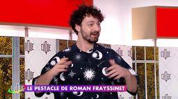 Roman Frayssinet n'oublie pas la jeune génération