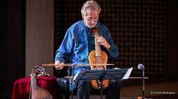Jordi Savall à Grenade : Dialogue de la musique chrétienne juive et musulmane