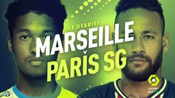 Le tableau de bord du Classico : Ligue 1 Uber Eats
