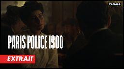 Paris Police 1900 - Extrait Antoine Jouin et Jeanne Chauvin