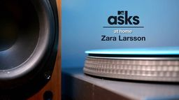 MTV Asks Zara Larsson @ home