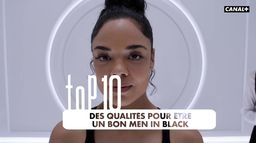 Men In Black - Top 10