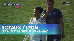 Les buts de Soyaux / Lyon - D1 Arkema : D1 Arkema