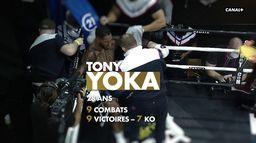 Palette immersive avec Tony Yoka : Yoka - Djeko
