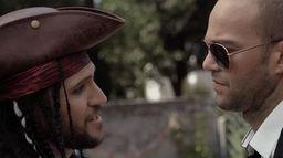 Jason et le pirate