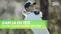 Garcia leader, Perez dans la coup : Golf - Players Championship