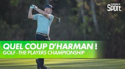 Brian Harman régale sur le trou n°1 : PGA Tour - The Players