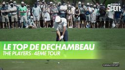 L'incroyable top de DeChambeau au départ : The Players - PGA Tour