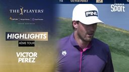 Highlights Victor Perez : The Players - 4ème tour