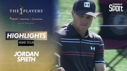 Highlights Jordan Spieth : The Players - 4ème tour