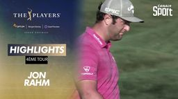 Highlights Jon Rahm : The Players - 4ème tour