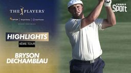 Highlights Bryson DeChambeau : The Players - 4ème tour
