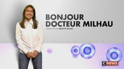 Bonjour Dr Milhau