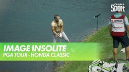Image Insolite sur le Honda Classic : PGA Tour