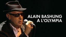 Alain Bashung à l'Olympia