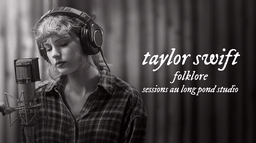 Taylor Swift : Folklore Sessions au long pond studio