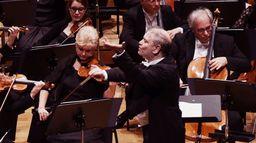 """Valery Gergiev dirige Berg et Ravel """"Daphnis et Chloé"""" — Avec Anja Harteros"""