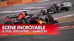 Quand Verstappen rend sa place à Hamilton ! : Grand Prix de Bahreïn