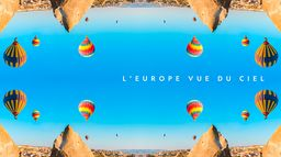 L'Europe vue du ciel