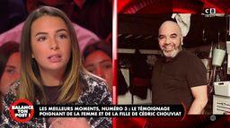 Le best-of de Balance Ton Post : le témoignage poignant de la femme et la fille de Cédric Chouviat