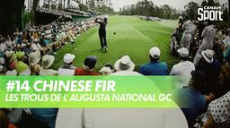 Trou 14 - Chinese Fir : Augusta National Golf Club