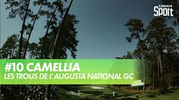 Trou 10 - Camellia : Augusta National Golf Club