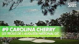 Trou 9 - Carolina Cherry : Augusta National Golf Club