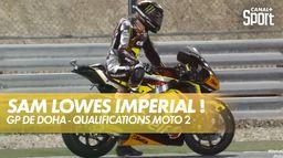 Sam Lowes remporte la qualification : GP de Doha Moto 2