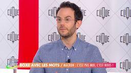 """Clément Viktorovitch : Macron : """"c'est pas moi, c'est nous"""""""