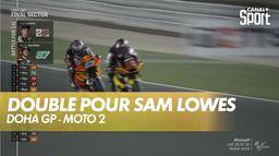 C'est le doublé pour Sam Lowes : Grand Prix de Doha