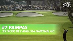 Trou 7 - Pampas : Augusta National Golf Club