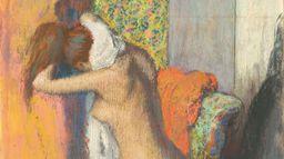 Degas, le corps mis à nu
