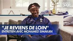 Entretien avec Mohamed Simakan (Strasbourg) : Ligue 1 Uber Eats