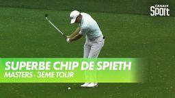 Incroyable coup de Jordan Spieth ! : Masters - 3ème Tour