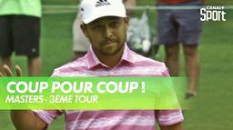 Schauffele, Rose et Matsuyama enchaînent les gros coups : Masters - 3ème Tour