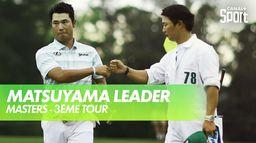 La très belle journée de Matsuyama : Masters - 3ème Tour