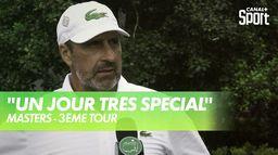José María Olazábal, un cut de plus ! : Masters - 3ème Tour