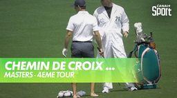 Chemin de croix pour Billy Horschel : Masters - 4ème Tour