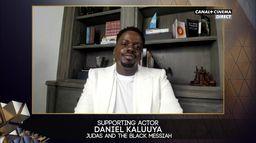 BAFTA 2021 : Daniel Kaluuya reçoit le BAFTA du meilleur acteur dans un second rôle