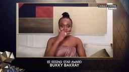 BAFTA 2021 : Bukky Bakray sacrée meilleure révélation pour Rocks