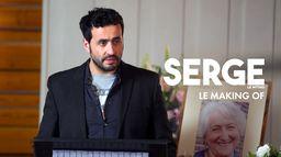 Serge le mytho, le making-of
