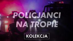 Policjanci na tropie