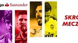 Skróty meczów ligi hiszpańskiej
