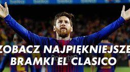 Najładniejsze gole El Clasico