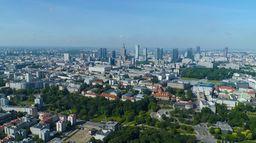 Polska z góry - Warszawa - skrót