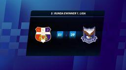 Skrót meczu Wybrzeże Gdańsk - Orzeł Łódź