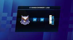 Skrót meczu Orzeł Łódź - Unia Tarnów