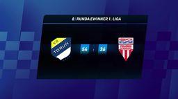 Skrót meczu Apator Toruń - Polonia Bydgoszcz